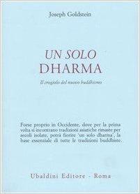 Un solo dharma. Il crogiolo del nuovo buddhismo