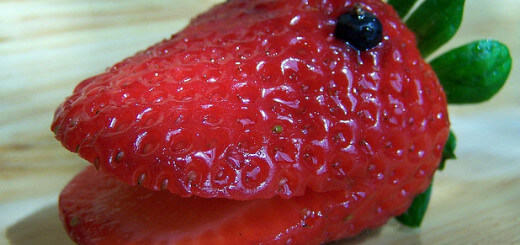 Martino F., Eat me… if you can (Strawberry face)