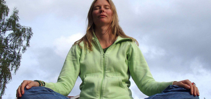 Triratna_Photos, Copenhagen meditator