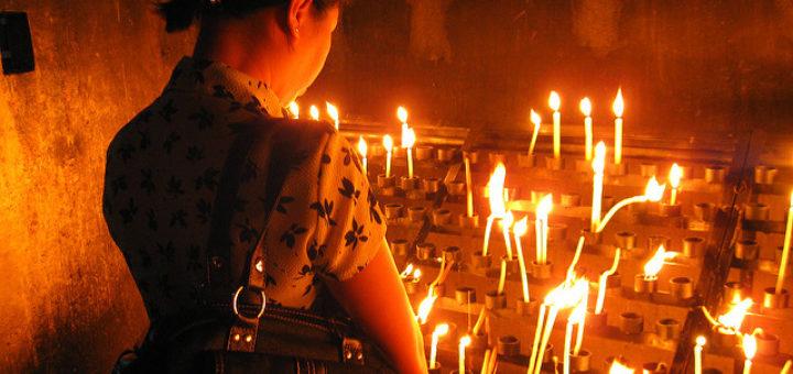 Michael Peligro, prayer for souls