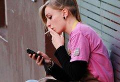 Chris 861, Cigarette et iphone...!!!