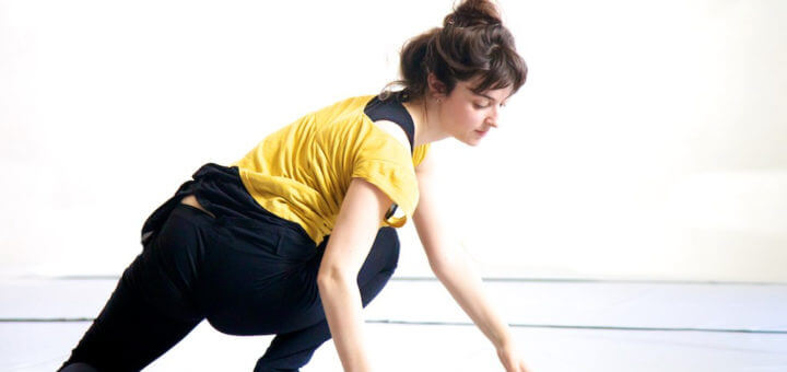 Forum Dança, dancing exercises