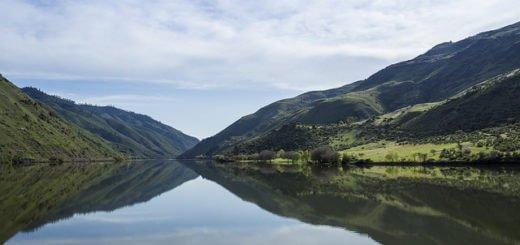 Bonnie Moreland, Snake River, Oregon