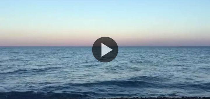 contemplare il mare