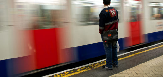 Thomas Leuthard, London Calling #19