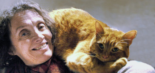 Piers Nye, Mum with Cat