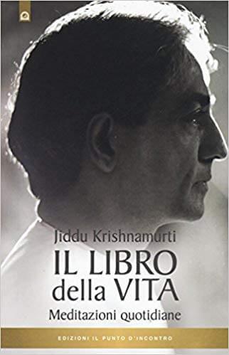 krishnamurti il libro della vita