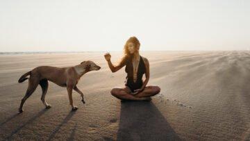 meditare in vacanza